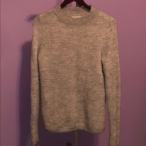 Loft light crew sweater